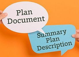 What's the difference between a plan document and an SPD?