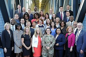 M&J Promotes Leadership and Professional Growth with Leadership Cobb