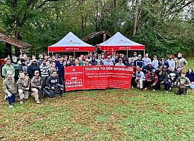 GA United Credit Union Paintball Challenge