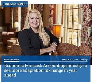 Alison Wester's Business Observer Interview