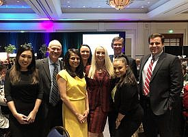 M&J Attends annual livesafe resources tribute event