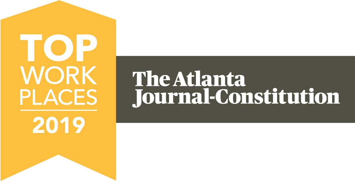 Mauldin & Jenkins awarded Atlanta Top Workplaces for 2019