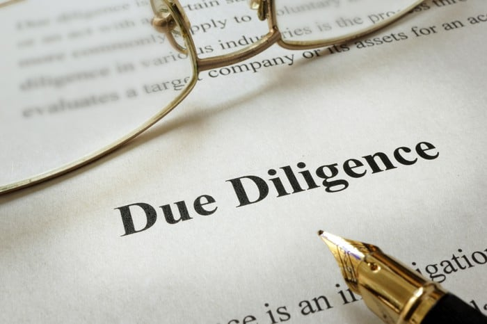 Keeping Due Diligence On The Front Burner