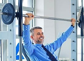 Are health club memberships or on-site fitness centers an ERISA benefit?