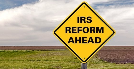 You are currently viewing Congress Acts to Reform the IRS, Enhance Taxpayer Protections