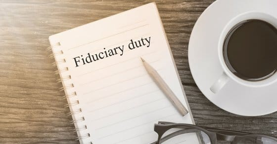 Fiduciary duties: What your board members need to know