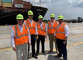 Mauldin & Jenkins at the Georgia Ports Authority
