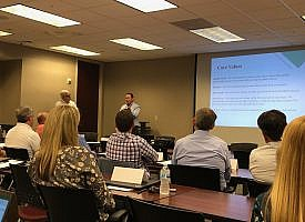 Mauldin & Jenkins Hosts Inaugural Leadership 1 Training