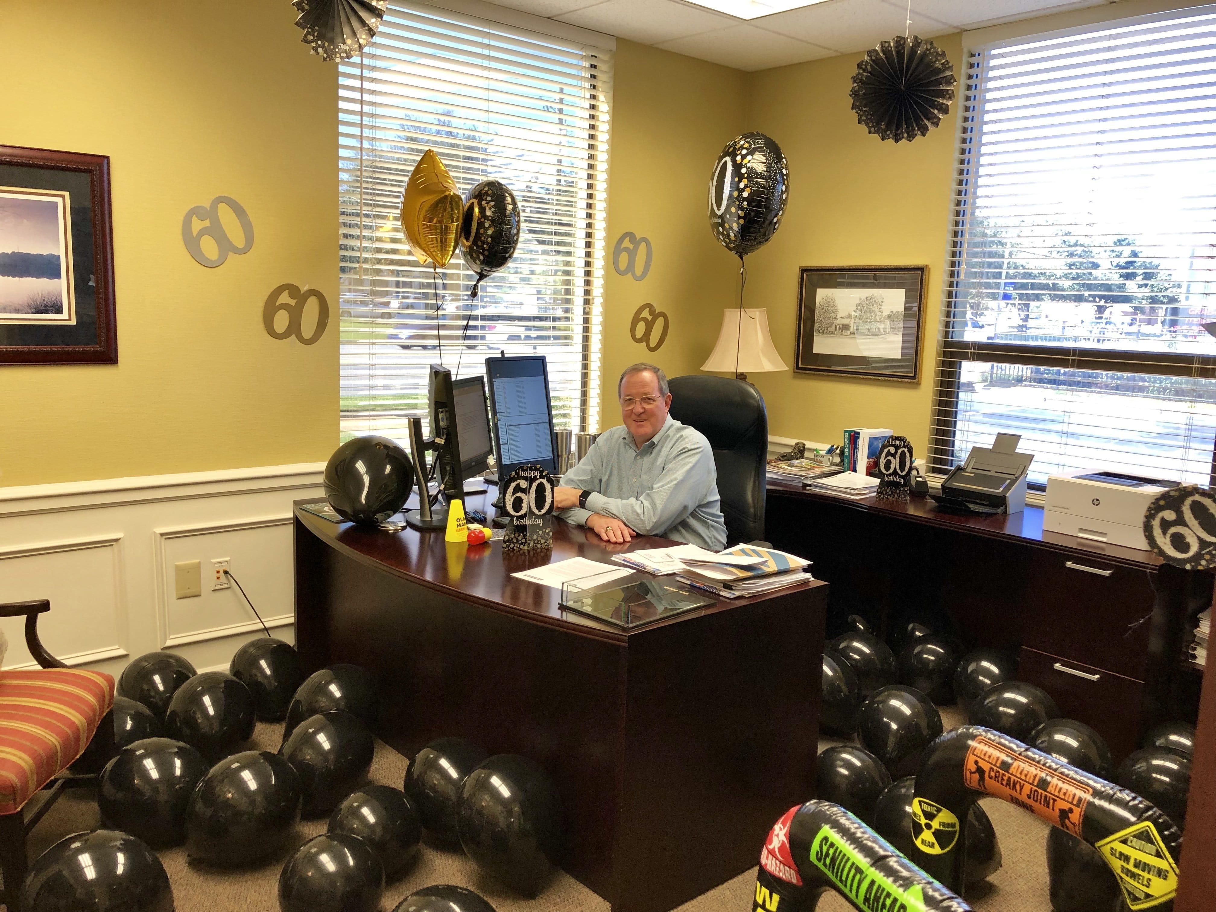 Happy 60th Birthday, John McDuffie!