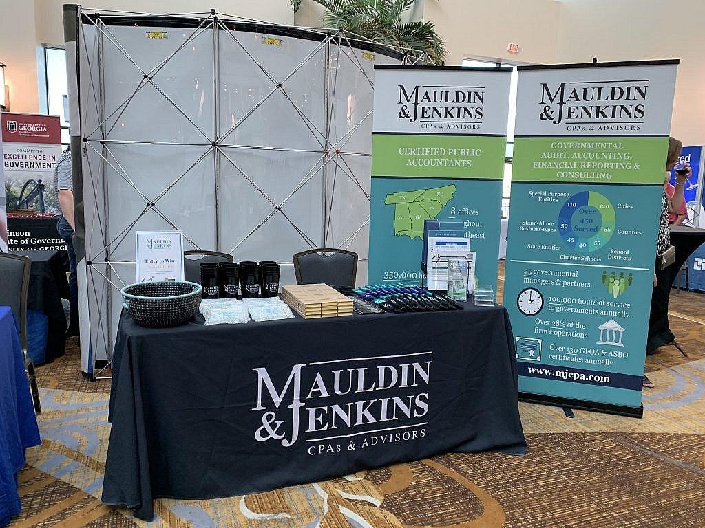 Mauldin & Jenkins sponsors annual ggfoa conference