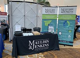 Mauldin & Jenkins Diamond Sponsor at 34th Annual GGFOA Conference & Hosts Client Appreciation Reception