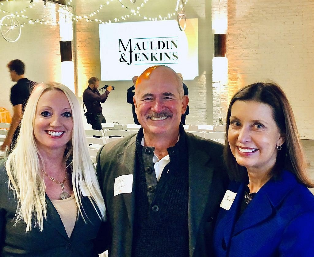 mauldin & jenkins sponsors annual cobb travel and tourism meeting and mixer