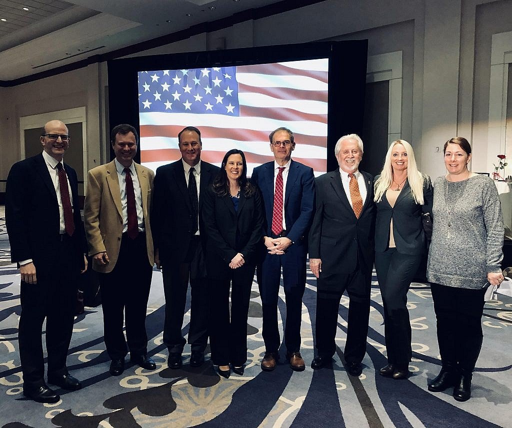 Mauldin & jenkins attends annual armac military appreciation luncheon