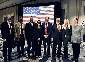 M&J Attends the 67th Annual ARMAC Military Appreciation Luncheon
