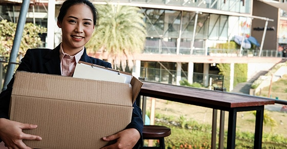 Keep in touch with former employees through an alumni network