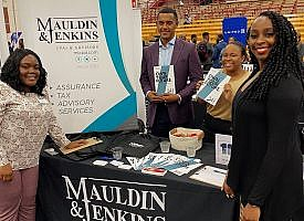 Morehouse College Spring Career Fair!
