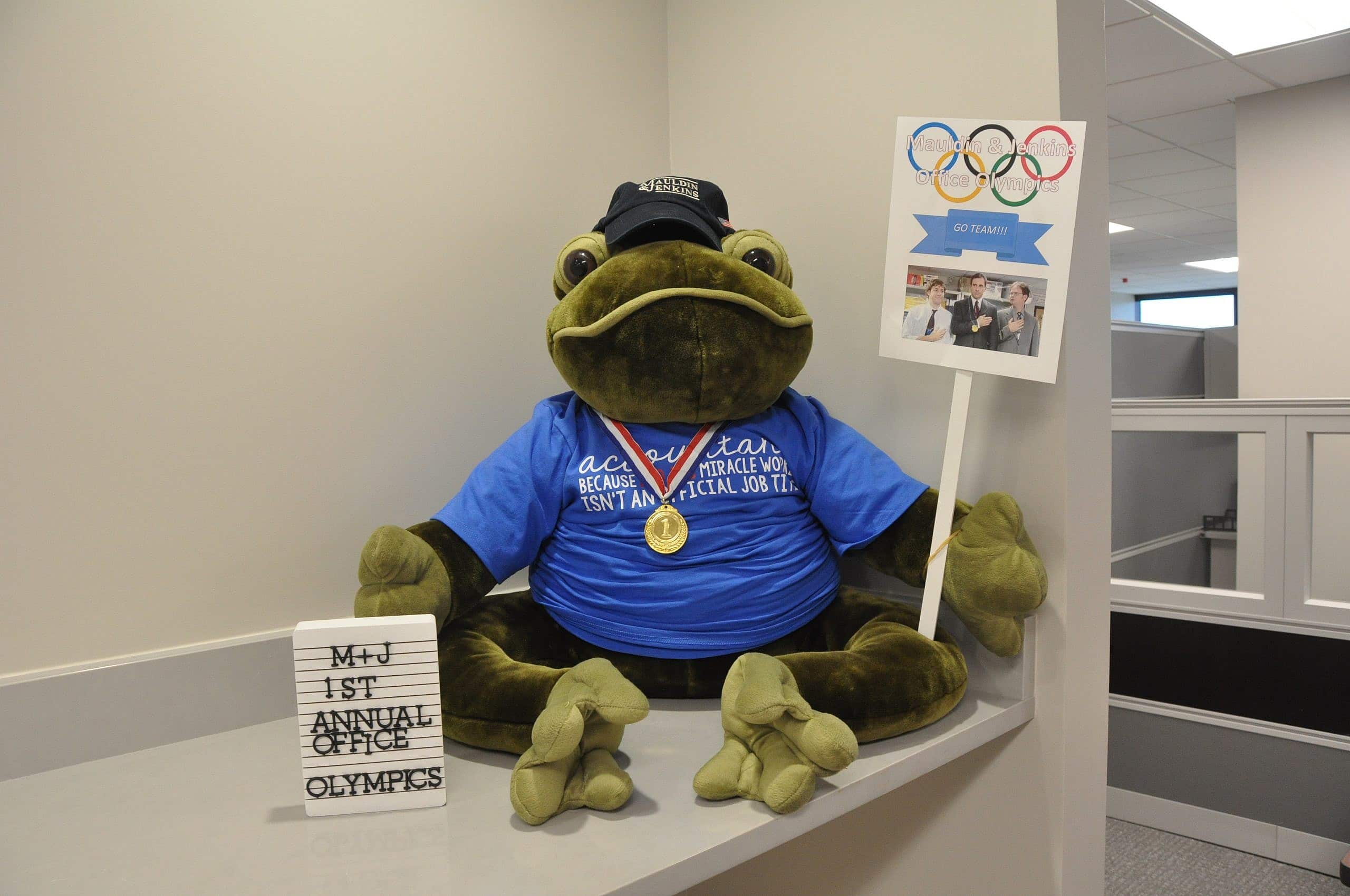 You are currently viewing Chattanooga Office Olympics