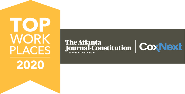 THE ATLANTA JOURNAL-CONSTITUTION NAMES MAULDIN & JENKINS A WINNER OF THE ATLANTA TOP WORKPLACES 2020 AWARD