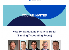 Cobb Chamber Hosts Webinar: Navigating Financial Relief from COVID-19