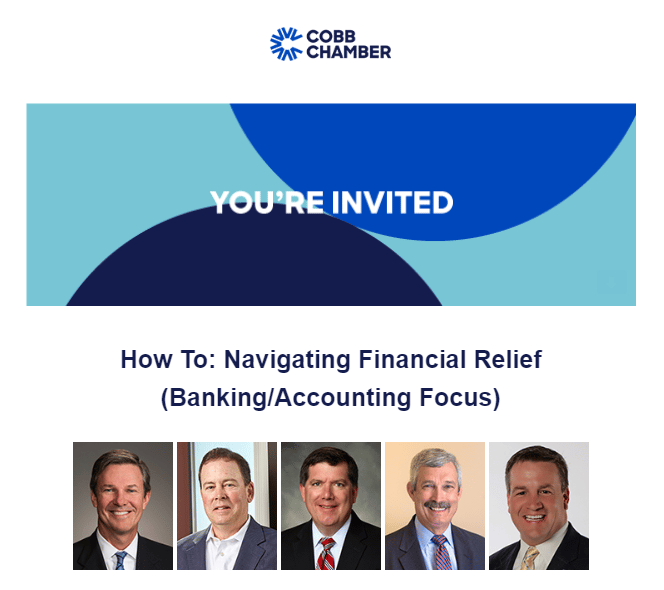 You are currently viewing Cobb Chamber Hosts Webinar: Navigating Financial Relief from COVID-19