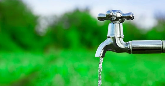 Is your nonprofit's tap running dry?