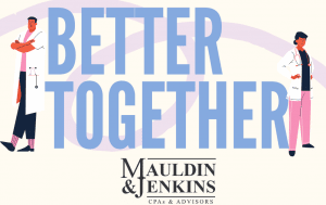 mauldin & jenkins better together fundraiser