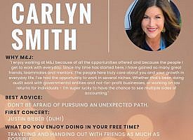#TeamTuesday – Carlyn Smith