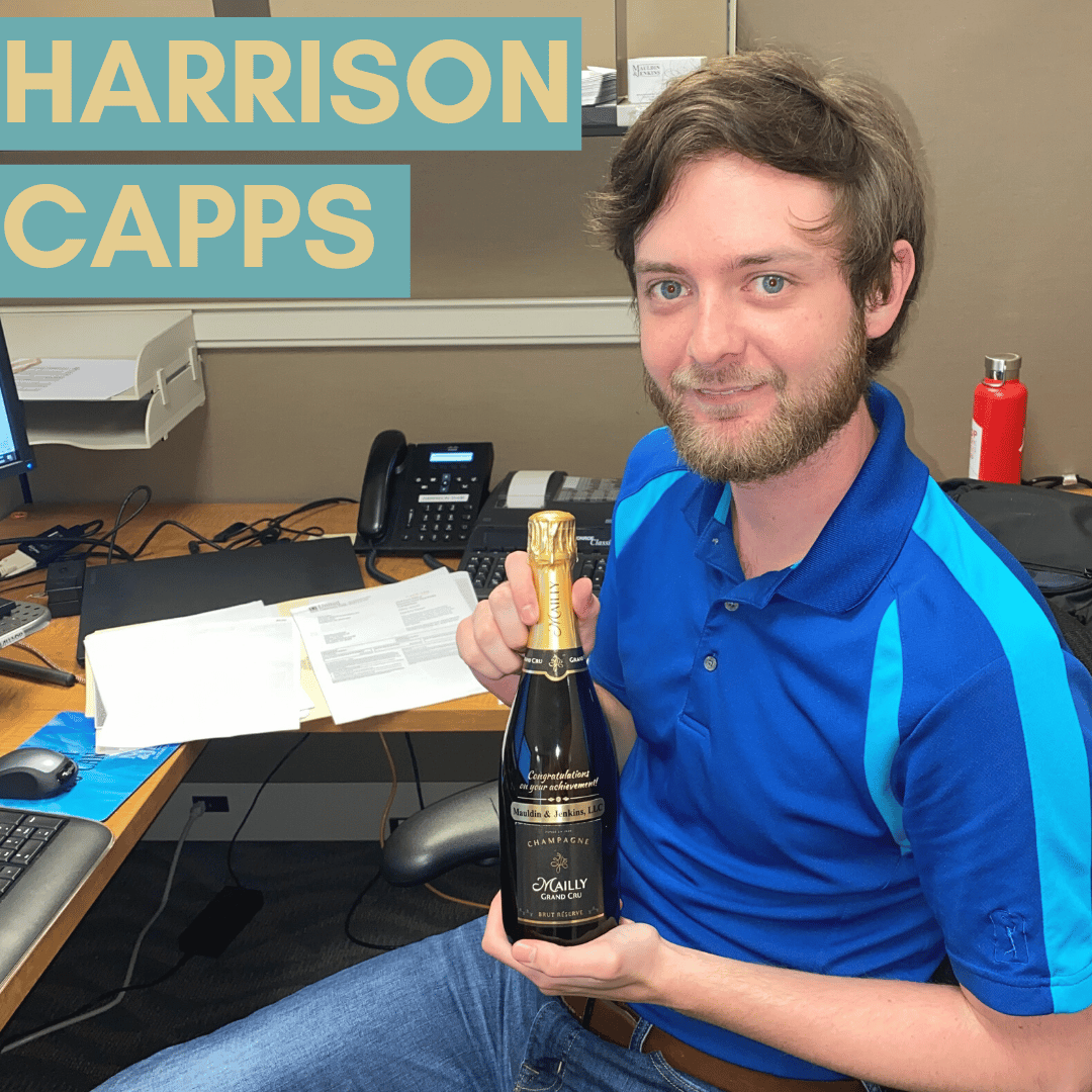 #TeamTuesday – Congrats Harrison!