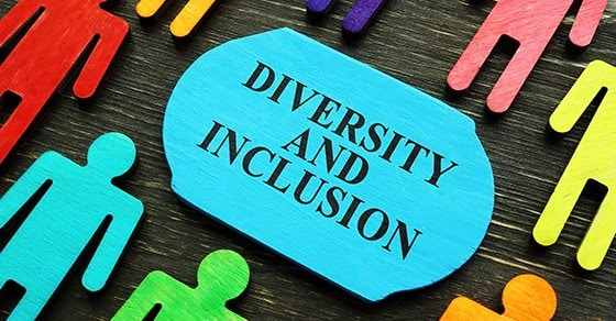 Promoting and reporting diversity