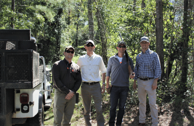 M&J Takes Second Place at CBA Annual Clay Shoot