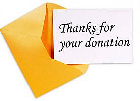 Nonprofits: How to acknowledge donor gifts