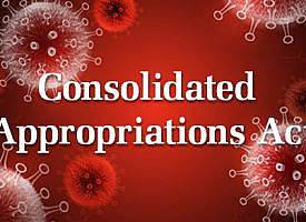 How can your business benefit from the Consolidated Appropriations Act?
