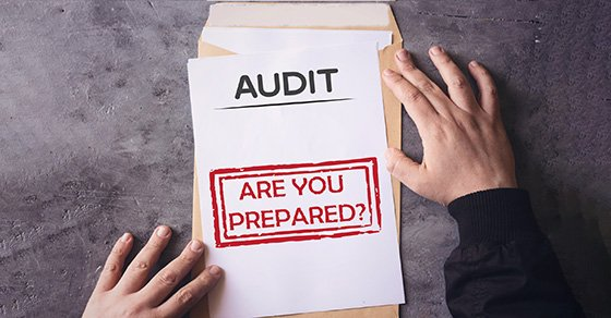 You are currently viewing IRS audits may be increasing, so be prepared