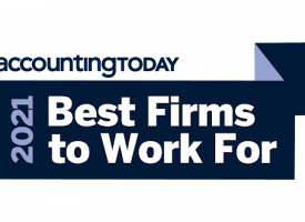 Mauldin & Jenkins Earns Spot on Accounting Today's Best Firms to Work For List