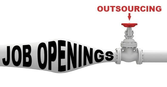 You are currently viewing Outsourcing could relieve pressure in a tight labor market
