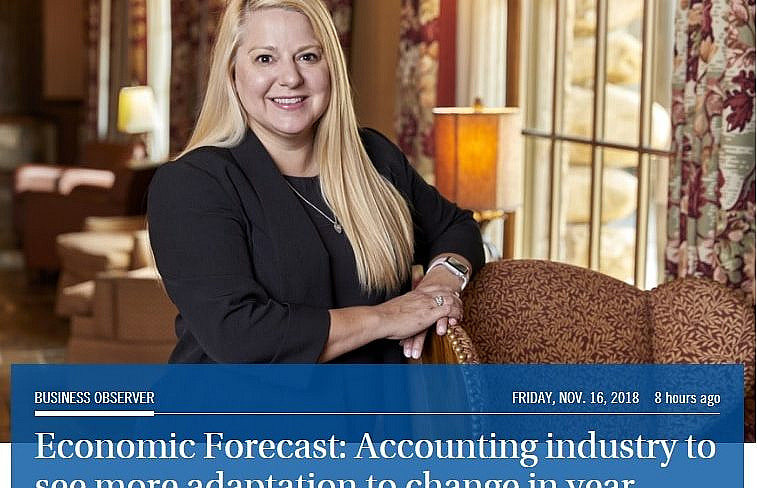 Alison in Business Observer